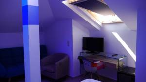Loft Double Room, Blue Sky Boutique Apartments | apartments | Thassos | hotels | accommodation | Skala Potamias
